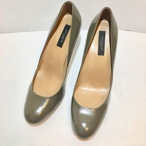Ann Taylor Patent Leather Pumps